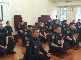 policemeditating